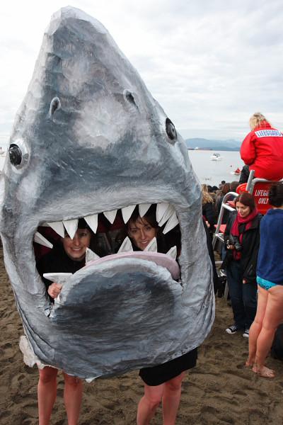 2012 Vancouver Polar Bear Swim