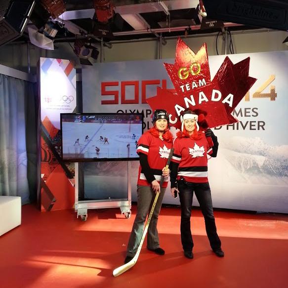 Canada Olympic Hockey