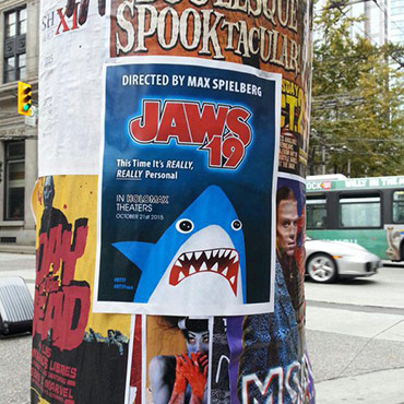 Jaws 19 Movie Poster