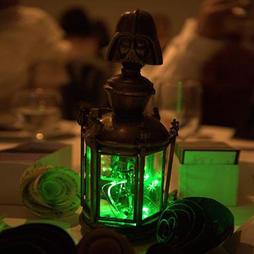 Darth Vader Lantern