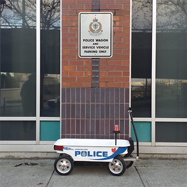 """Police """"Wagon"""""""
