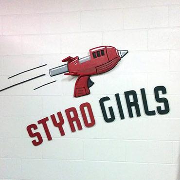 Styrogirls logo