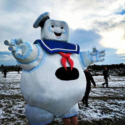 Stay Puft 2017